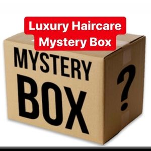 Luxury haircare mystery box!